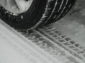 Tire Pressure Monitoring System - Driving in Snow