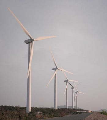 Wind Farm - Renewable Wind Energy