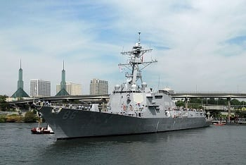 Alternative Energy - Image of U.S. Navy Warship