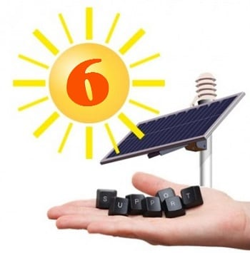 DOE Supports Six Solar Energy Projects