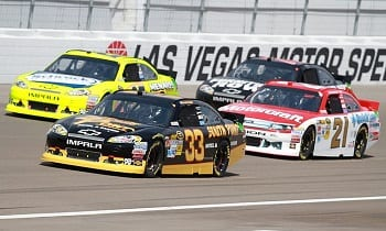Electric Cars - Image of NASCAR Race