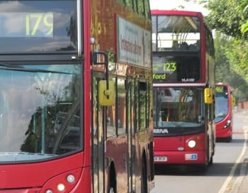 Green Technology - London Buses