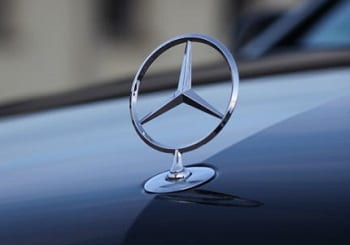 Hydrogen fuel vehicle - Mercedes-Benz