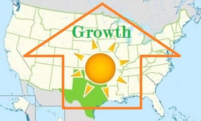 Solar Energy Growth - Texas