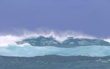Wave Energy - Waves on Ocean