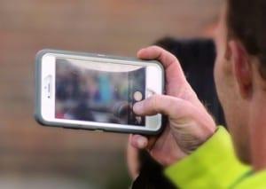 Hydrogen Fuel Cells - Image of Smartphone