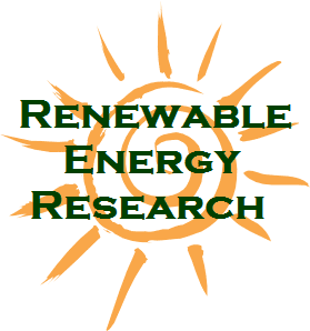 Renewable Energy Research