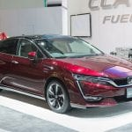 Honda set to launch the Clarity Fuel Cell before the end of the year