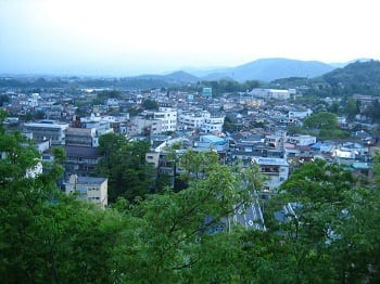 Hydrogen Fuel - Town in Fukushima Prefecture