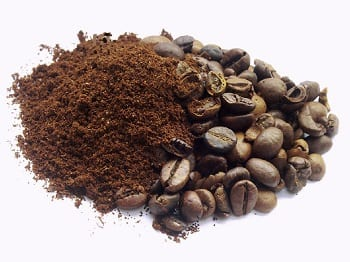 Single Serve Coffee - Coffee Beans and Grounds