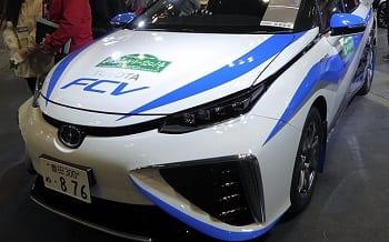 Toyota Mirai - Hydrogen Fuel Cell Vehicle