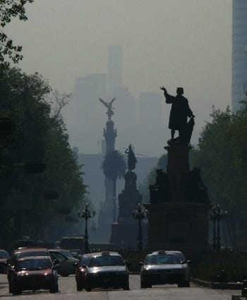 Air Pollution - Mexico City