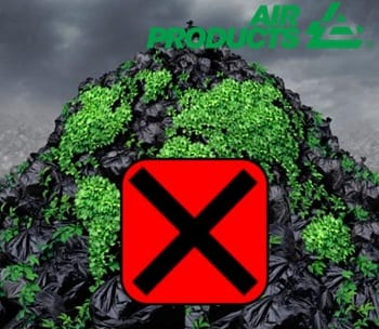 Air Products leaves waste-to-energy business