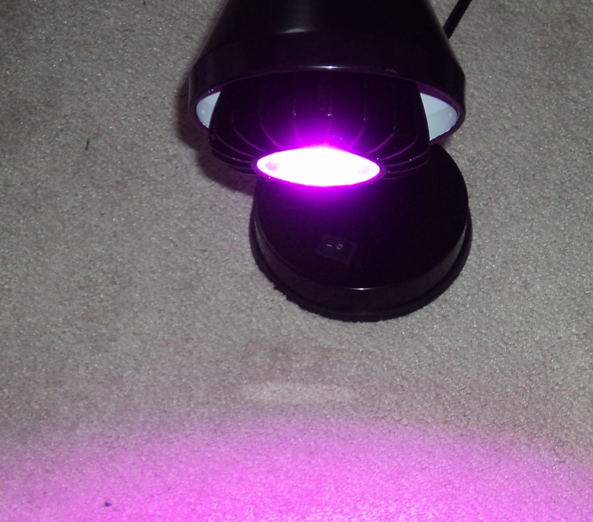 Light Therapy - Tri Peak LED Acne Light