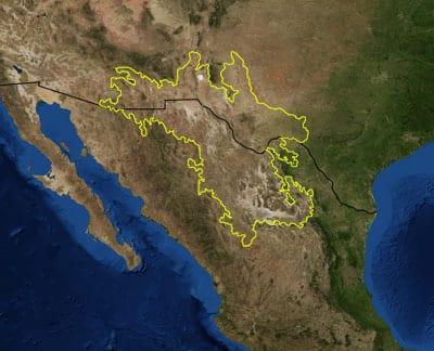 Texas Solar Energy Project - Chihuahua Desert Location