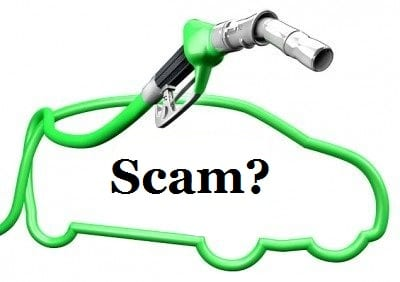 Hydrogen Fuel Cells Scam