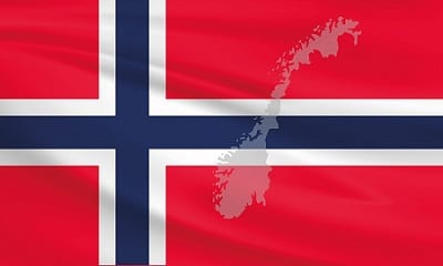 Hydrogen Fuel Infrastructure in Norway - Flag of Norway