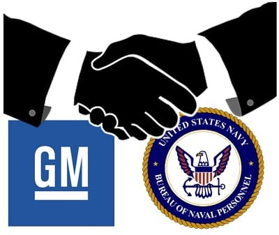 Fuel Cell Technology - Partnership between GM and US Navy