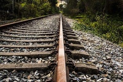 Hydrogen fuel cells - Railway track
