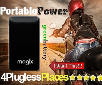 Mogix External Battery Charge for Smart phones and Tablets