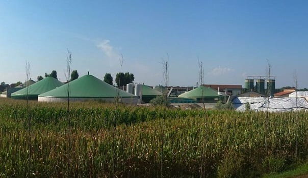 Biogas Plants - Hydrogen Fuel Production
