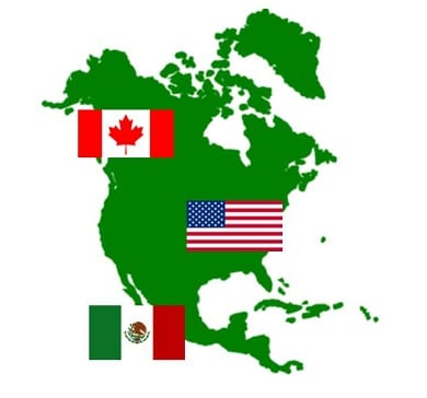 Renewable Energy North America - Canada, United States and Mexico
