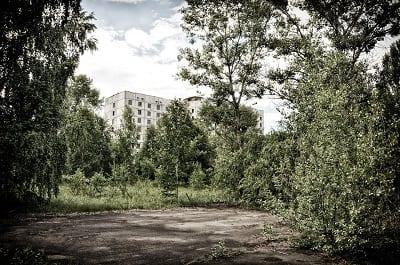Solar Energy System - Chernobyl
