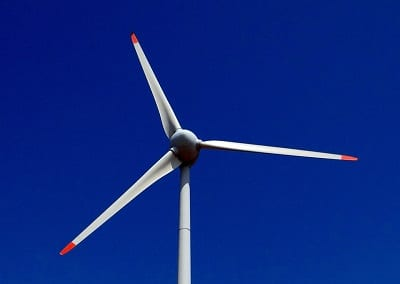 A Wind Turbine - Wind Energy Market