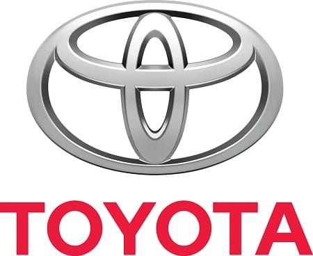 Fuel Cell Cars - Toyota Logo