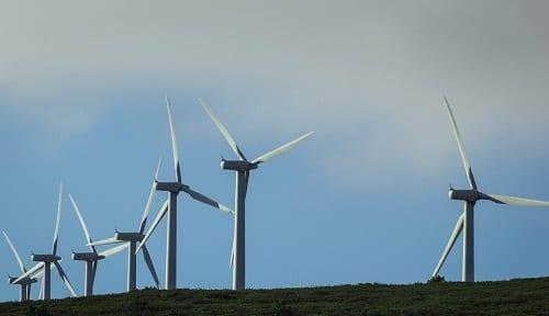 Wind Energy Farm - Wind Turbines