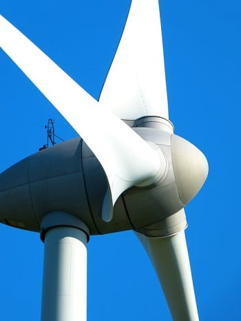 wind Energy Stroage - Wind Turbine Blades