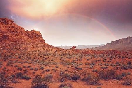 Nevada Solar Energy Market - Desert