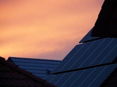 Solar Energy - Solar Panels on Rooftops