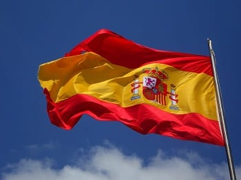 Wind Energy Market in Spain - Flag of Spain