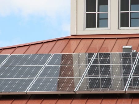 Solar Energy Market Growth - Rooftop solar panels