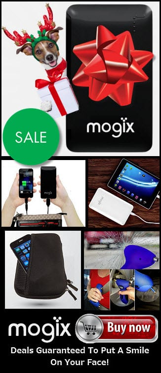 Mogix Electronics Holiday Sale
