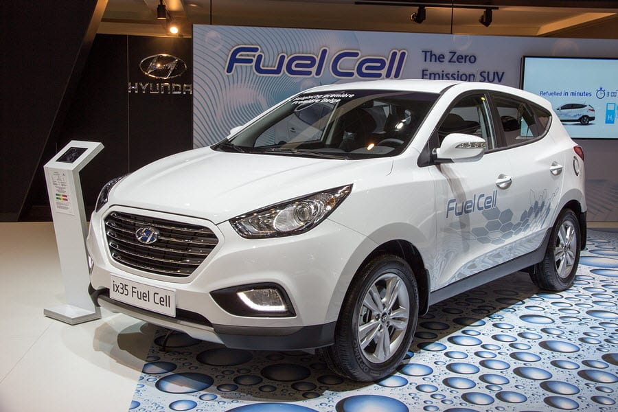 Hyundai to update its fuel cell vehicle to be 30% more efficient