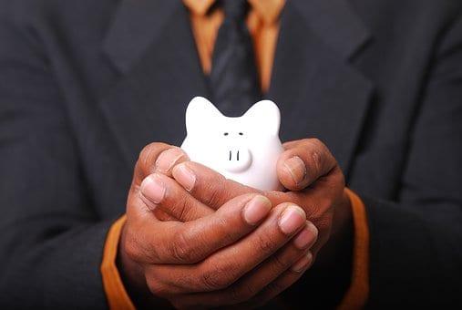 Solar Energy Savings - Mini Piggy Bank