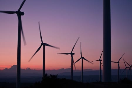 EDF Renewable Energy opens a new wind energy system