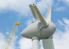 Offshore Wind Energy Funding - Building Wind Turbine