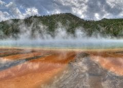 Geothermal Energy - Thermal Spring