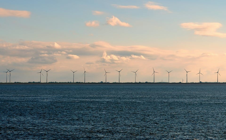 The past year has been a major success for offshore wind energy