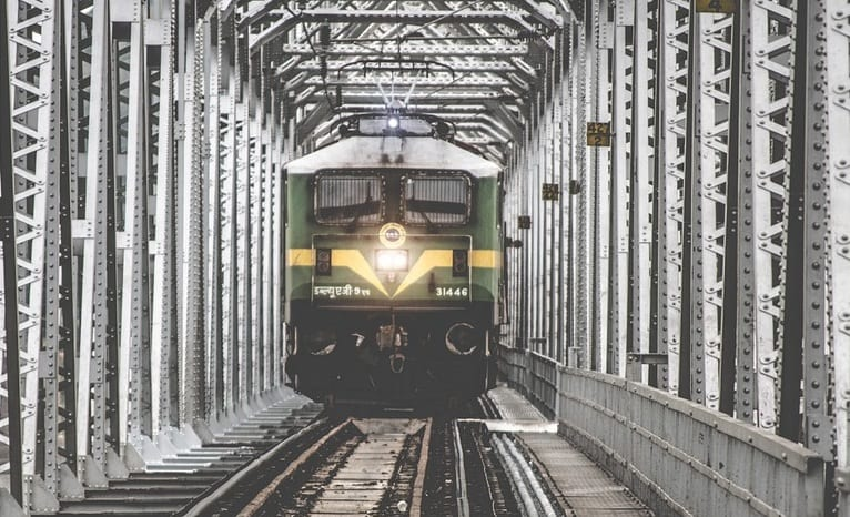 Wind energy being used to power all Dutch electric trains