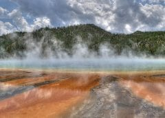 Geothermal Energy - Hot Spring
