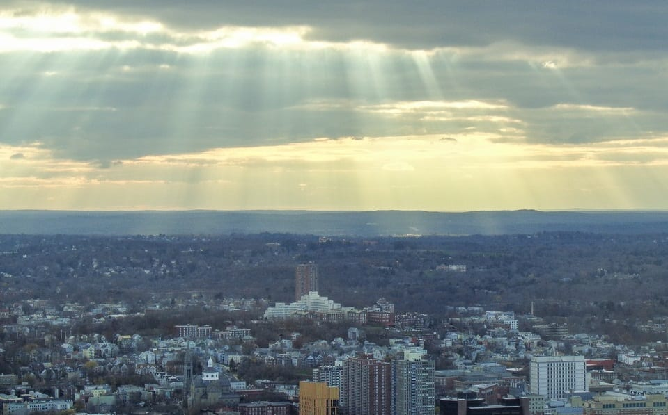 Solar Energy - Image of Boston, Massachusetts