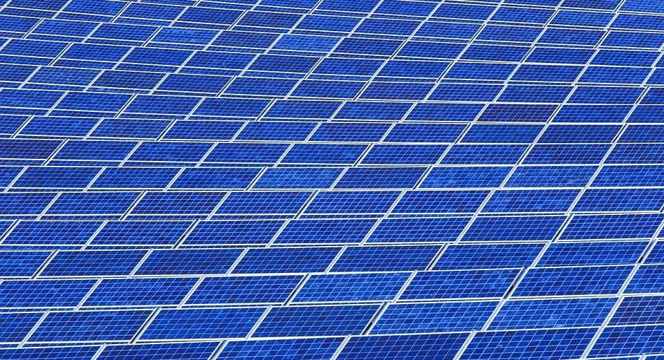 Solar Energy - Solar Panel Array