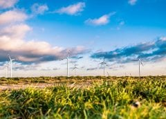 Wind Energy Farm - Renewables