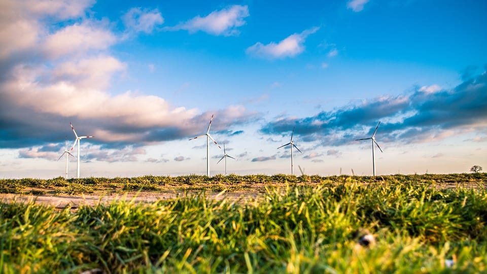 Wind Energy Farm - Renewables