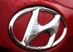 FE Concept - Hyundai Logo