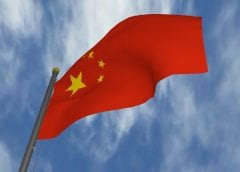 Hydrogen Fuel Cells Market - Chinese Flag